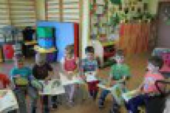 Galeria Dzień Książki w Przedszkolu w Rozprzy