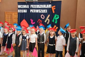 Galeria SP ROZPRZA -PIERWSZOKLASIŚCI 15-10-14